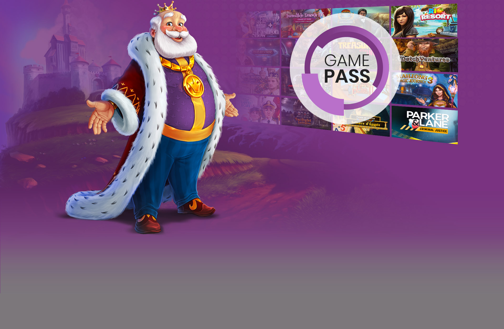Carousel Game Pass