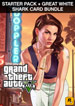 Grand Theft Auto V, Criminal Enterprise Starter Pack and Great White Shark Card Bundle