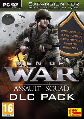 Men of War: Assault Squad DLC Pack