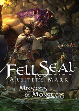 Fell Seal: Arbiter's Mark - Missions and Monsters (DLC)