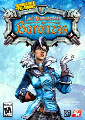 Borderlands The Pre-Sequel: Lady Hammerlock the Baroness Pack (DLC)