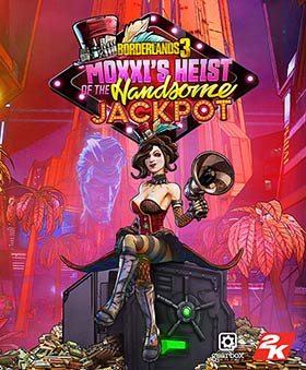Borderlands 3: Moxxi's Heist Of The Handsome Jackpot (Epic)