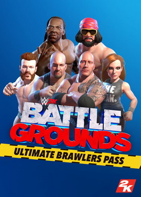 WWE 2K Battlegrounds: Ultimate Brawlers Pass