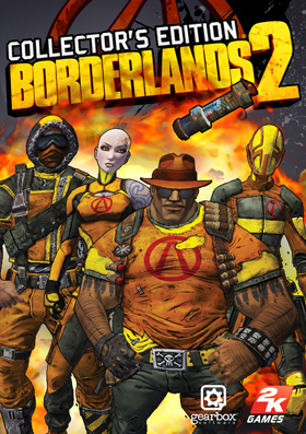 Borderlands 2 Collector's Edition Content (DLC)