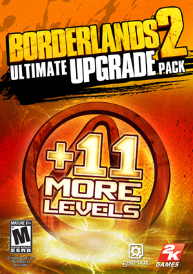 Borderlands 2 - Ultimate Vault Hunter Upgrade Pack (DLC)