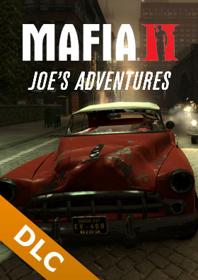 Mafia II DLC: Joe's Adventures