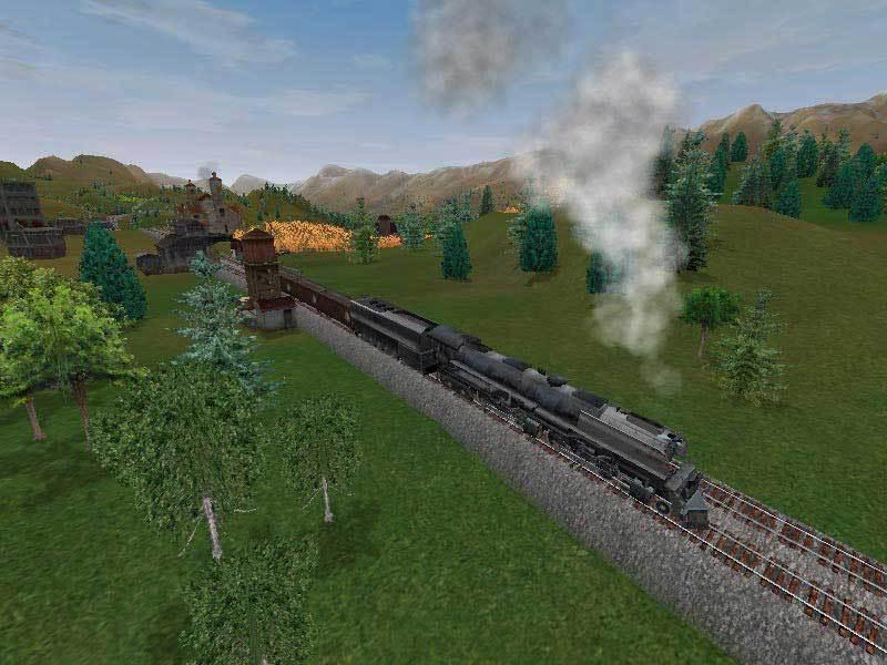 Railroad Tycoon 3   GAMESLOAD