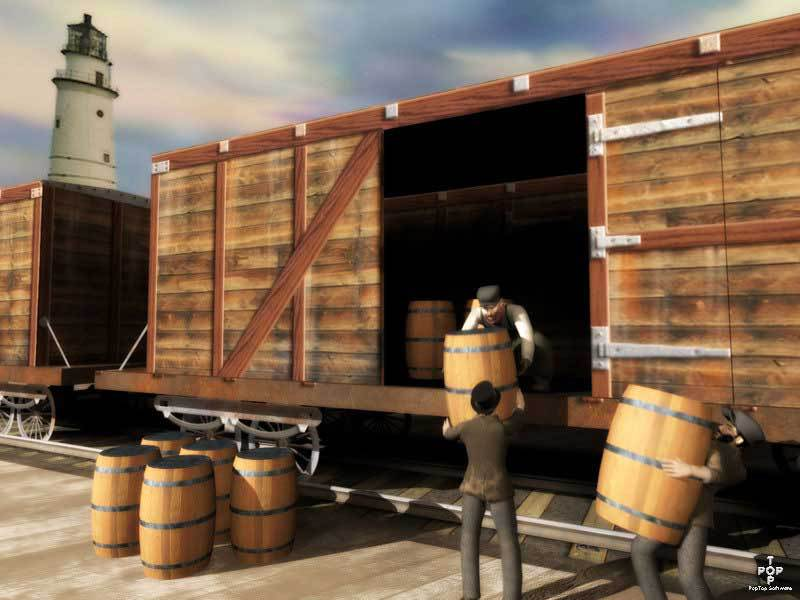 Railroad Tycoon 3 | GAMESLOAD