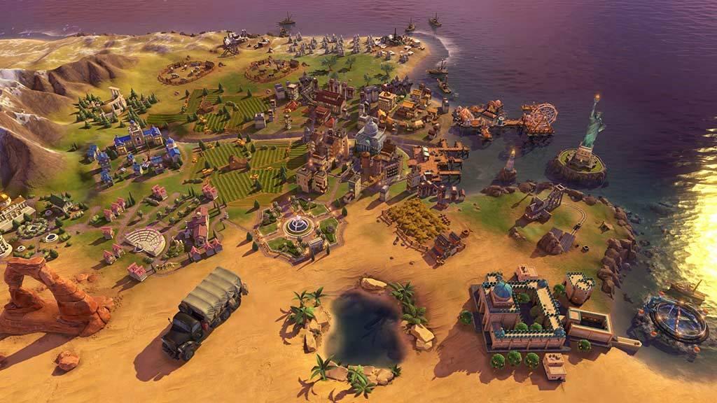 Sid Meier's Civilization® VI - Gathering Storm | GAMESLOAD