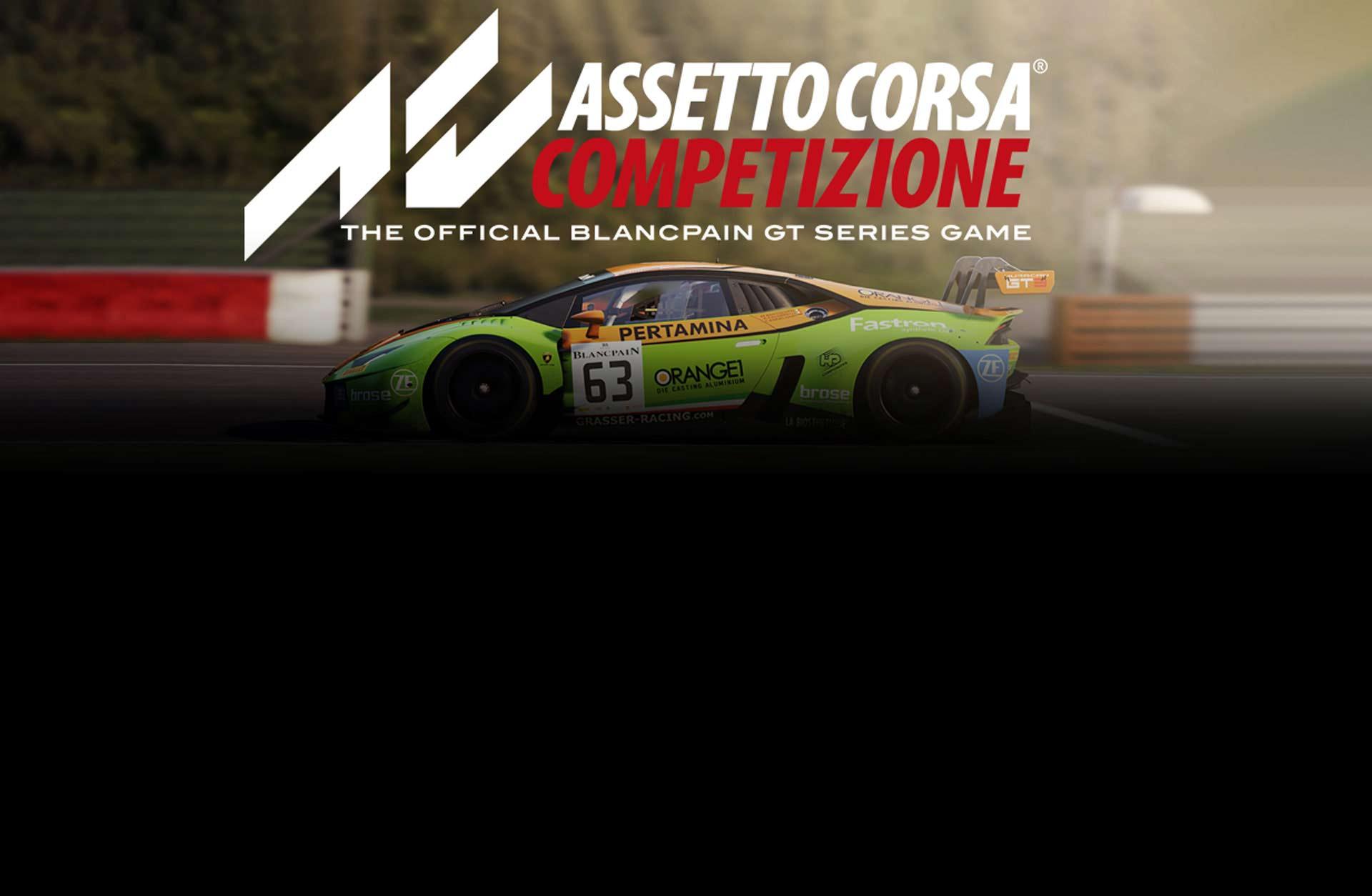 Assetto Corsa Competizione   GAMESLOAD