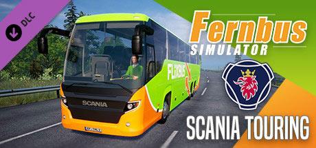 Fernbus Simulator - Scania Touring (DLC)