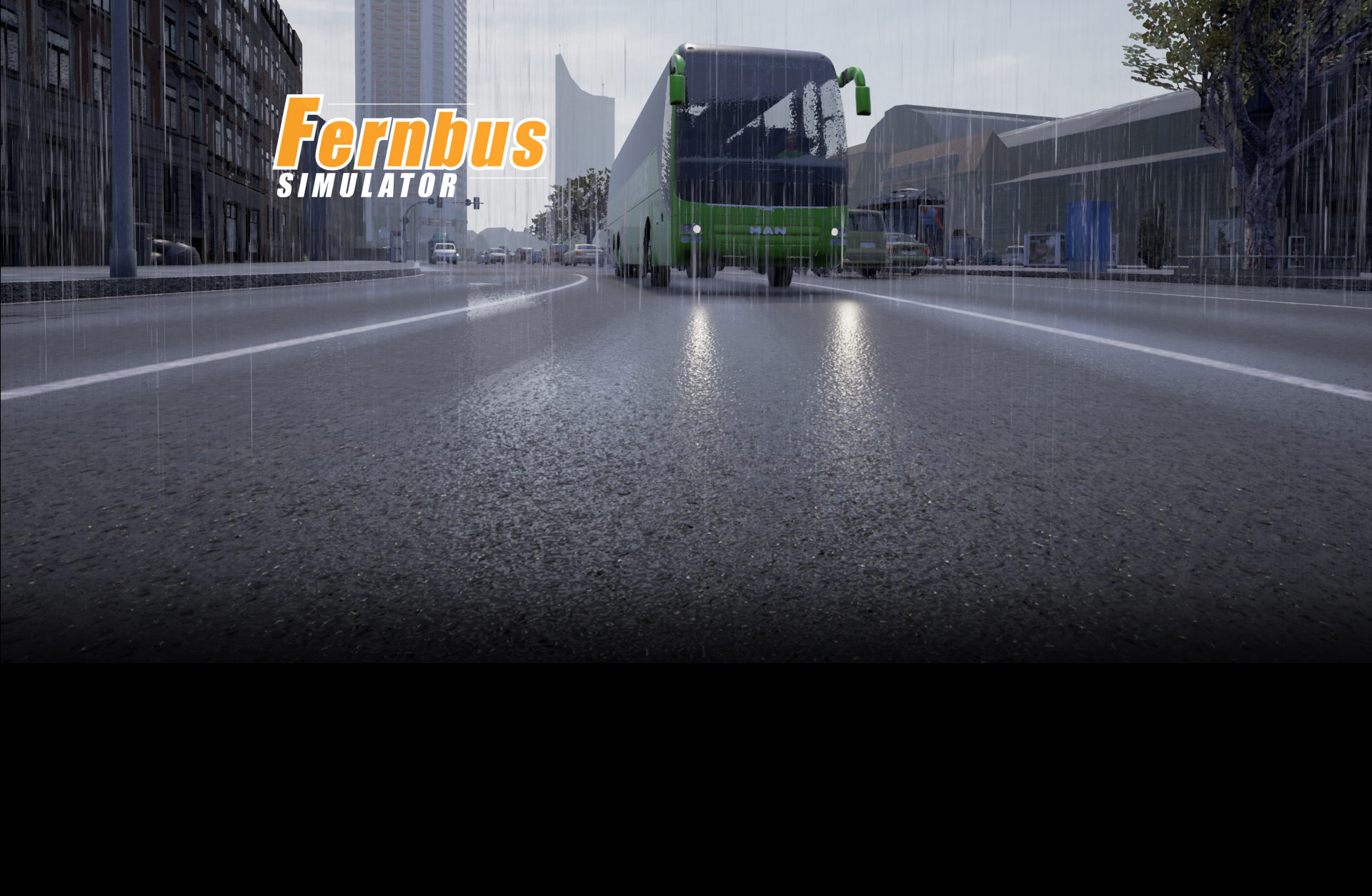 Fernbus Coach Simulator Add-on - MAN Lion's Intercity