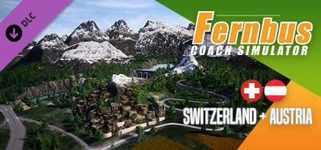 Fernbus Simulator - Austria/Switzerland (DLC)