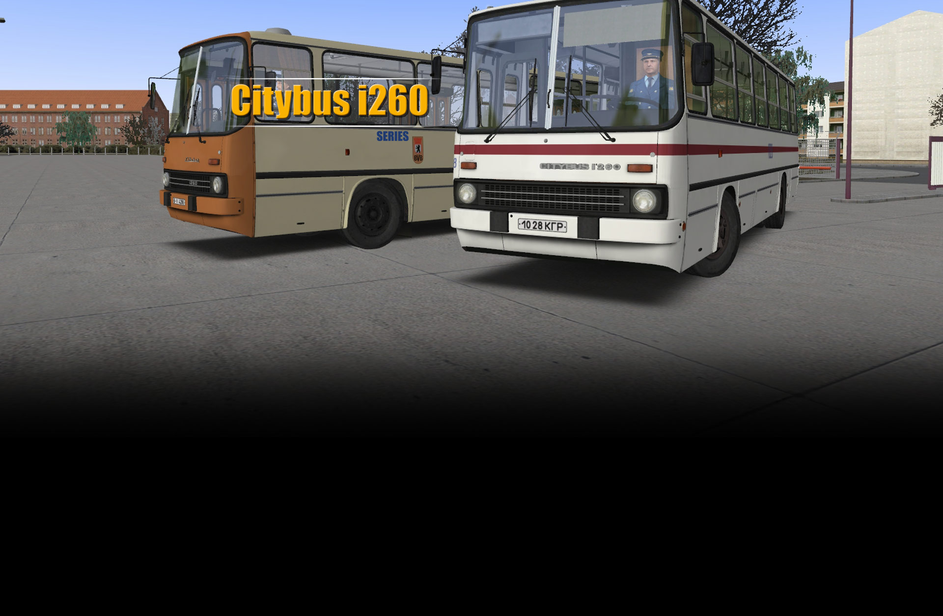 OMSI 2 Add on Citybus i260 Series | GAMESLOAD