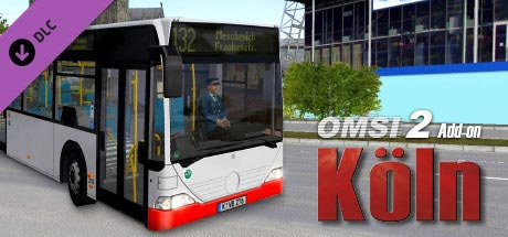 OMSI 2 Add-on Cologne/Köln
