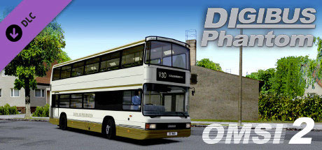 OMSI 2 Add-on Digibus Phantom