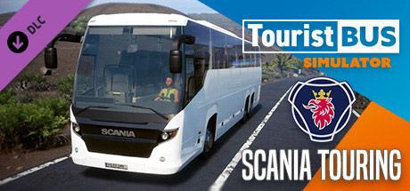Tourist Bus Simulator - Scania Touring (DLC)
