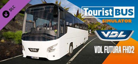 Tourist Bus Simulator Add-on - VDL Futura FHD2