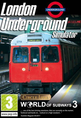 World of Subways 3 - London Underground Circle Line
