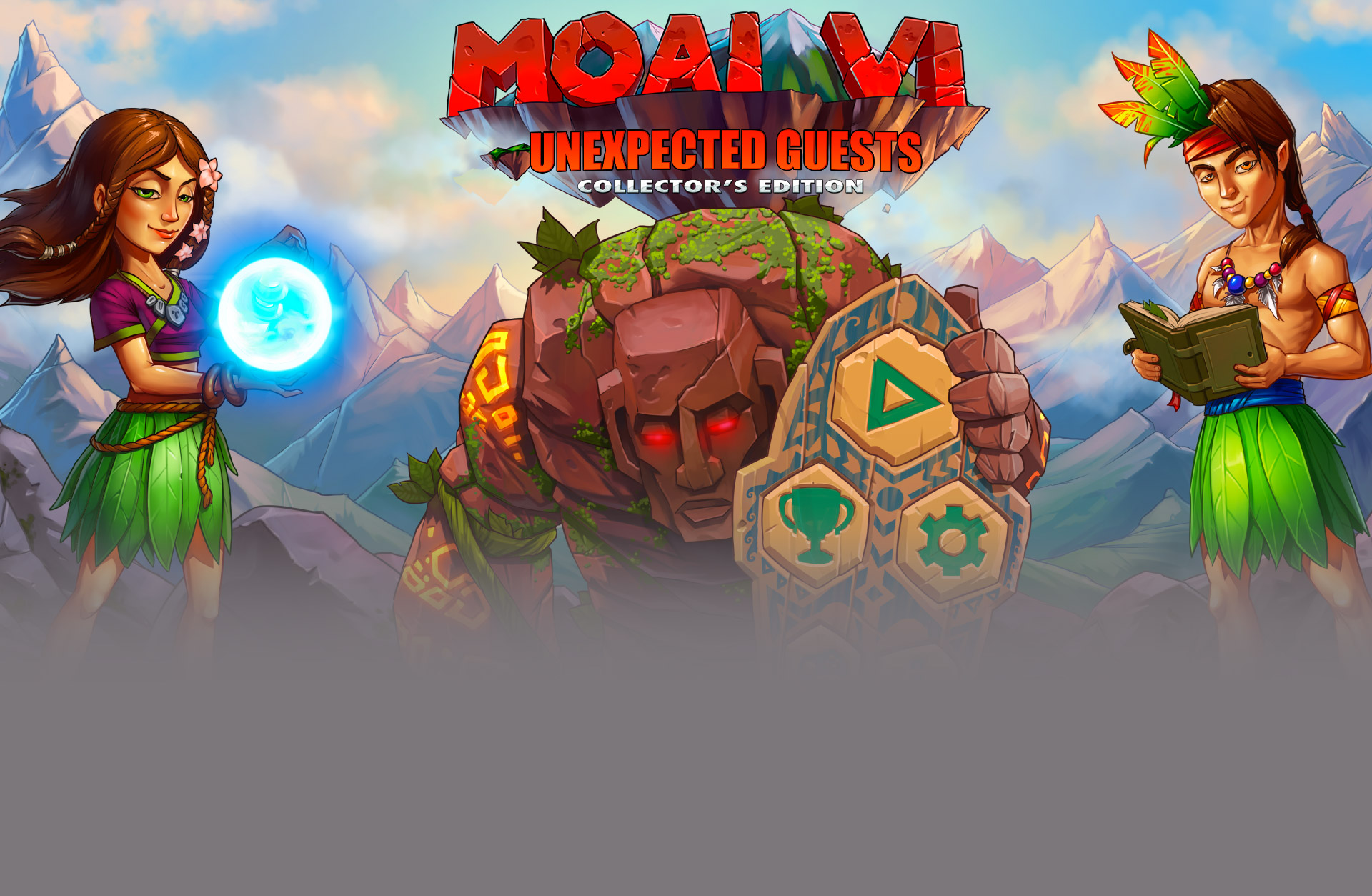 Moai 6: Unexpected Guests Collector's Edition