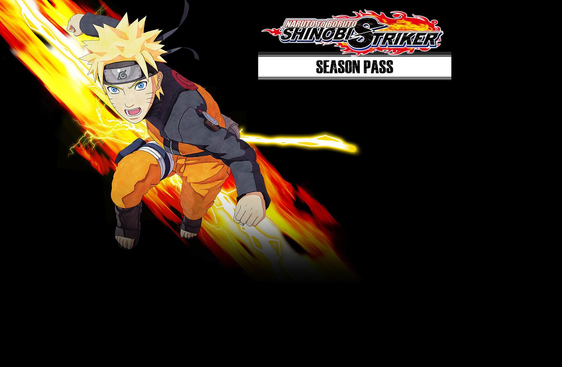 Naruto to Boruto Shinobi Striker Season Pass | GAMESLOAD