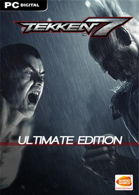 Tekken 7 - Ultimate Edition pc dvd-ის სურათის შედეგი