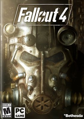 Welcome you to the world of Fallout 4