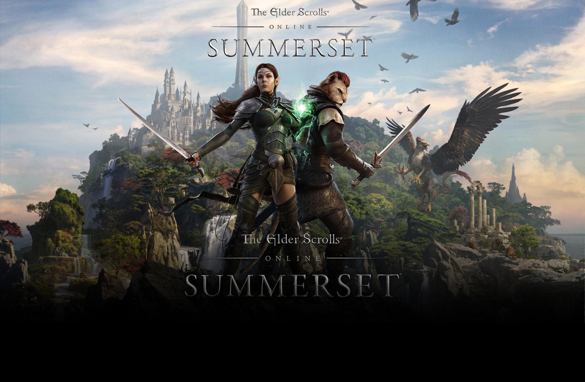 The Elder Scrolls Online: Summerset - Upgrade Edition