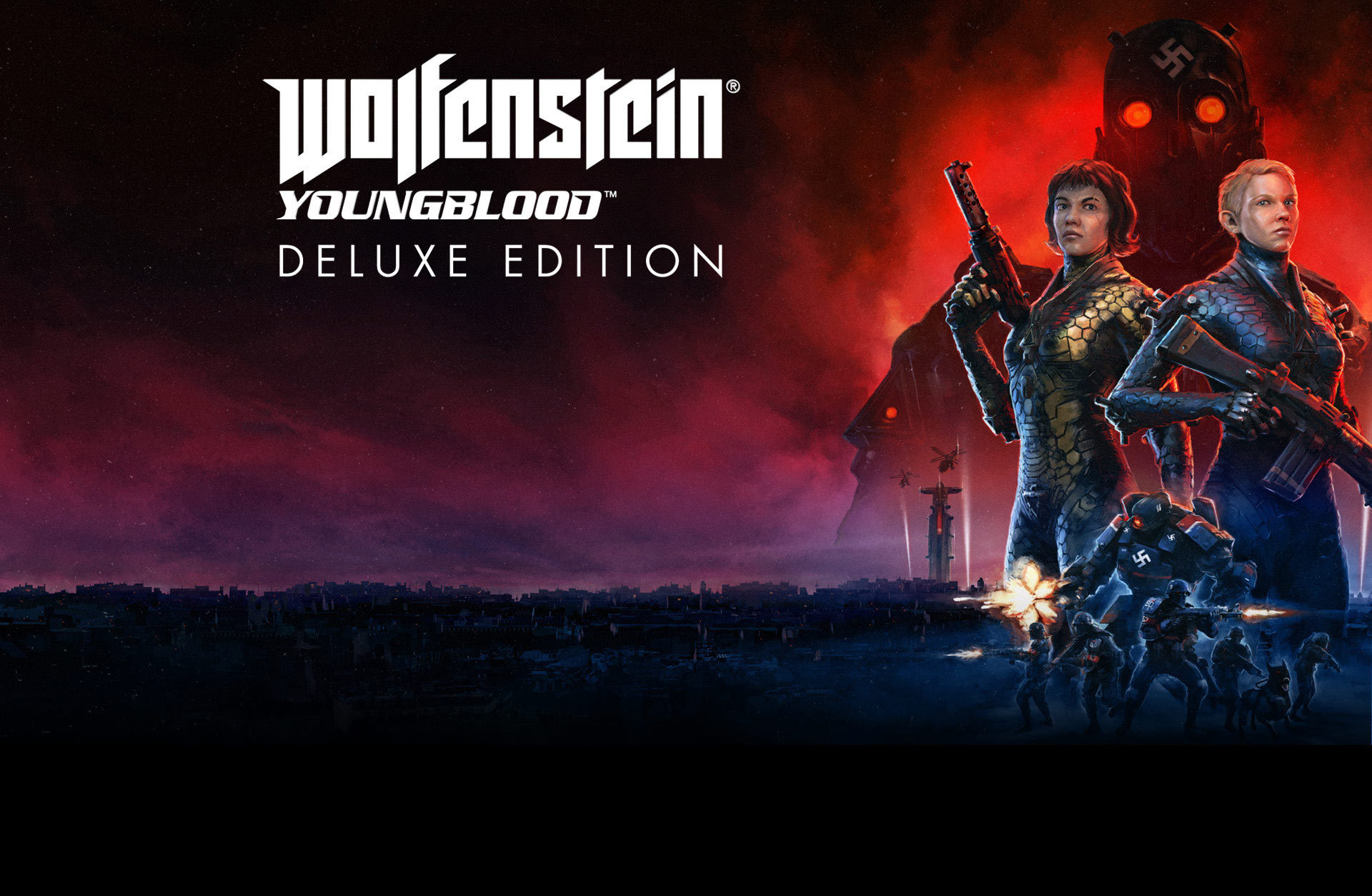 Wolfenstein: Young Blood Deluxe