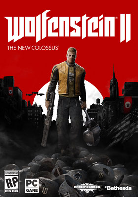 Wolfenstein® II: The New Colossus™ is the highly anticipated sequel to the critically acclaimed first-person shooter, Wolfenstein®: The New Order™ developed by the award-winning studio MachineGames.