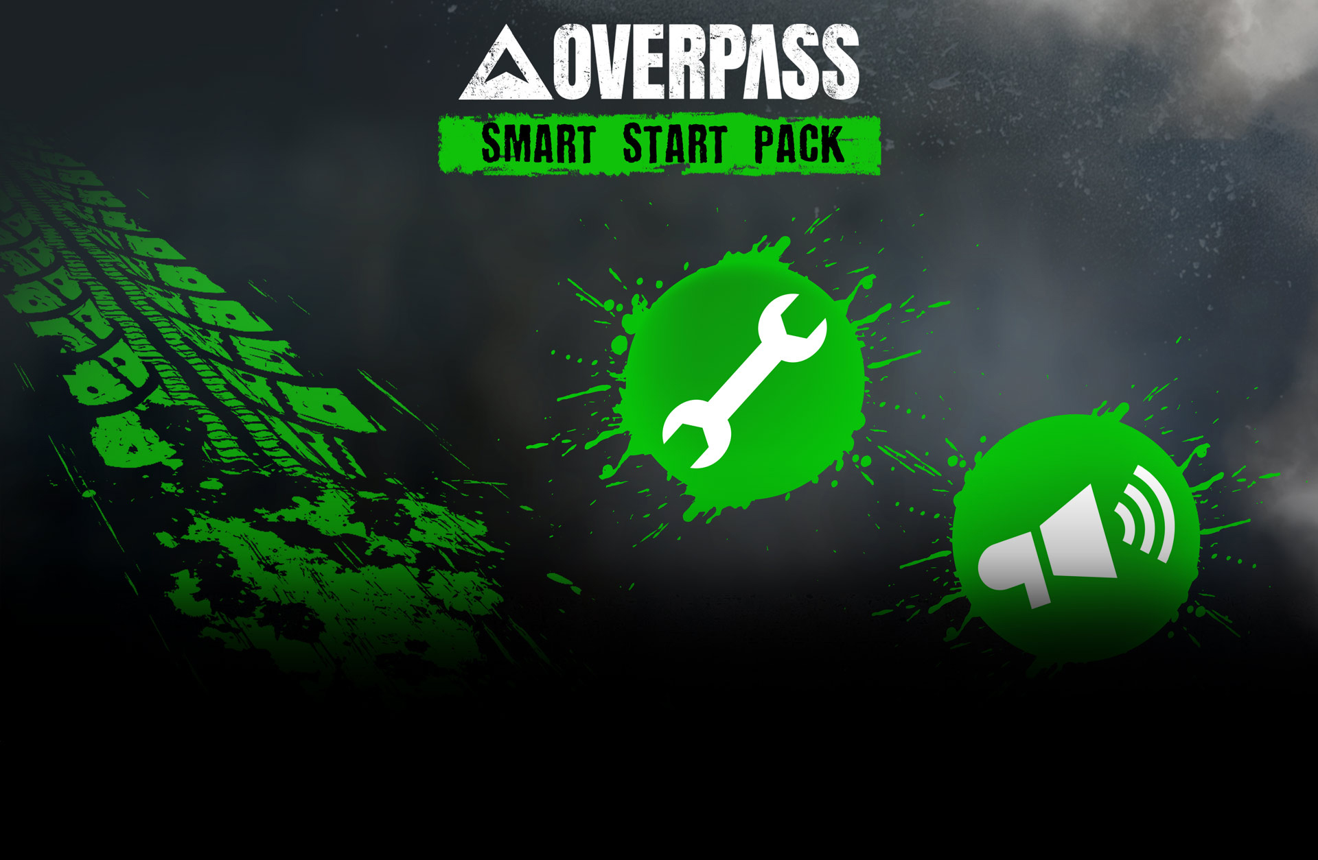 Overpass Smart Start Pack (DLC)