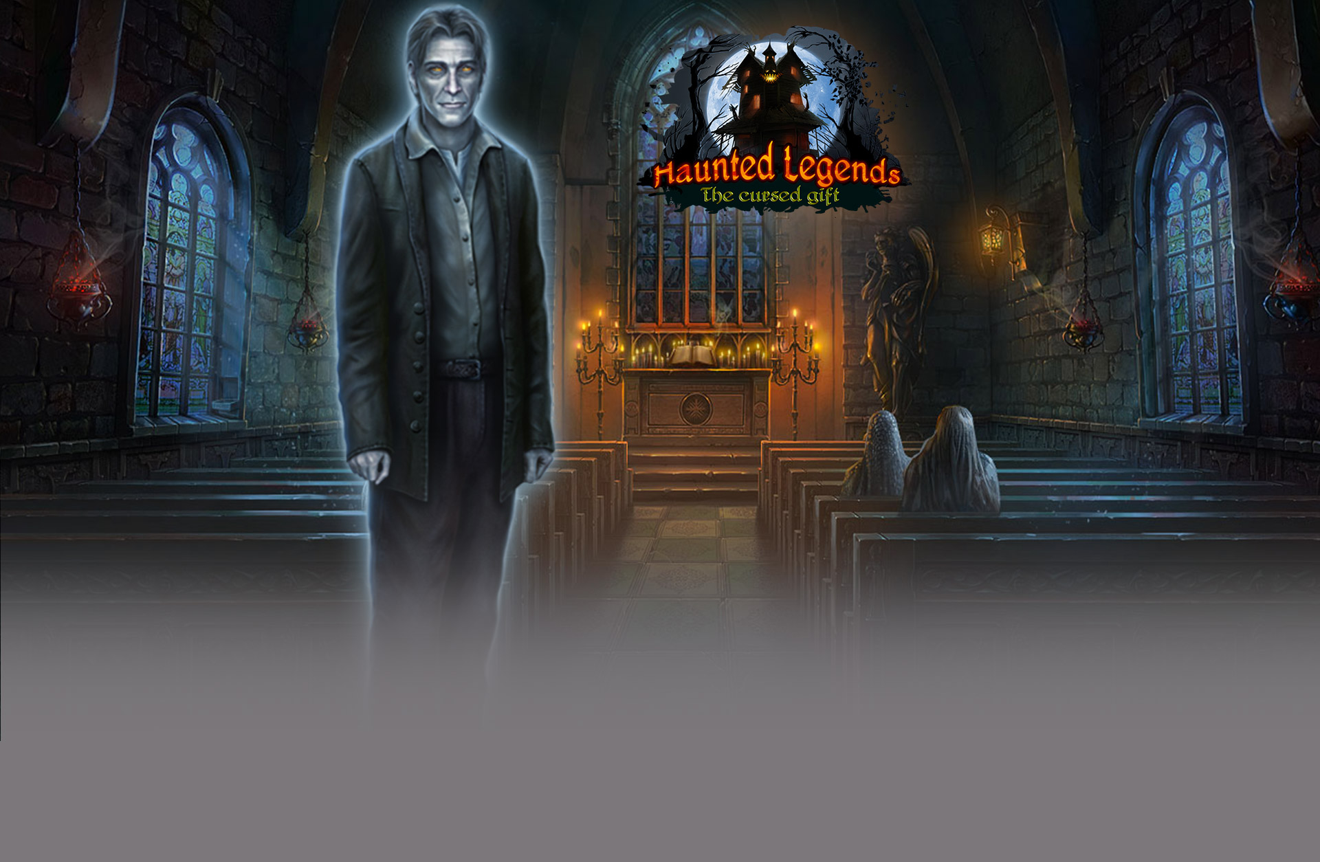Haunted Legends The Cursed Gift