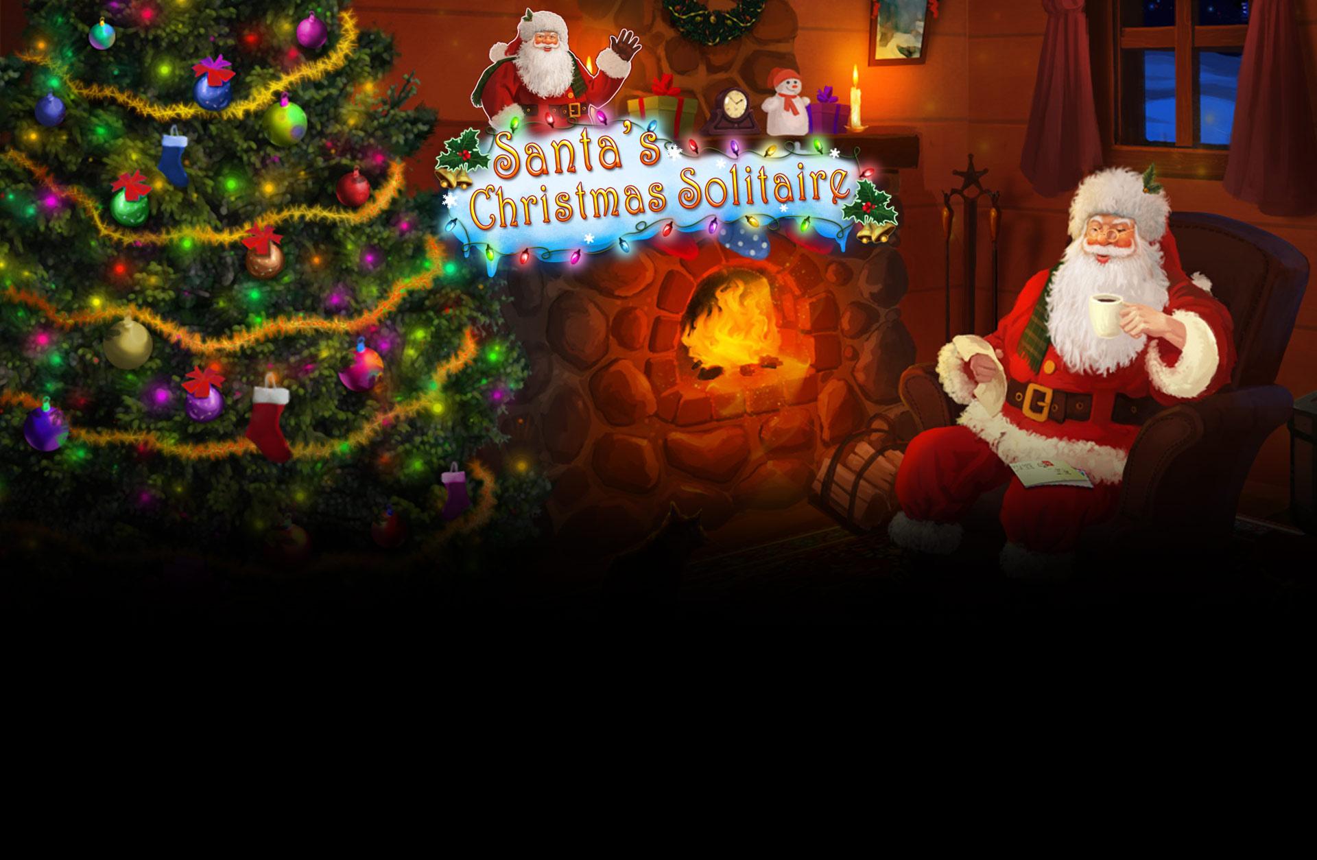 Christmas Solitaire.Santas Christmas Solitaire Gamesload