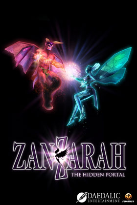 Zanzarah - The Hidden Portal