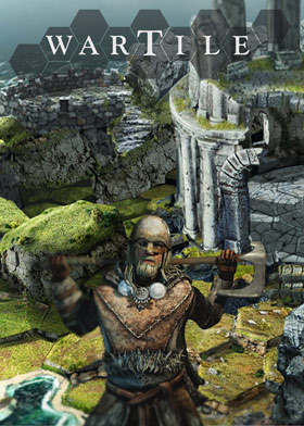 Experience a living, breathing tabletop video game that invites the player into a miniature universe full of small adventures set in beautifully handcrafted diorama battle boards inspired by Norse mythology to honor the Vikings !