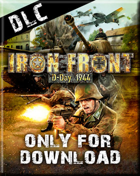 Iron Front: Liberation 1944 D-Day DLC