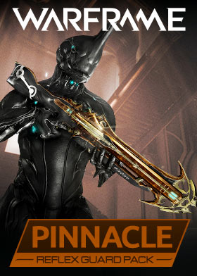 Warframe: Reflex Guard Pinnacle Pack