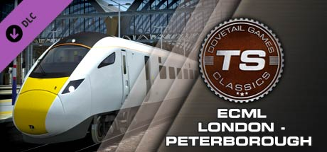 Train Simulator: East Coast Main Line London-Peterborough Route (DLC)