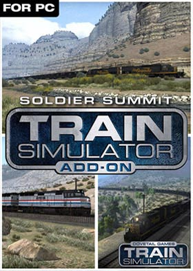 Train Simulator: Soldier Summit Route (DLC)