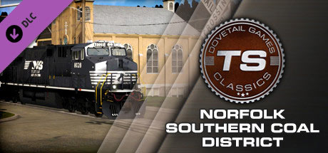 Train Simulator: Norfolk Southern Coal District Route (DLC)