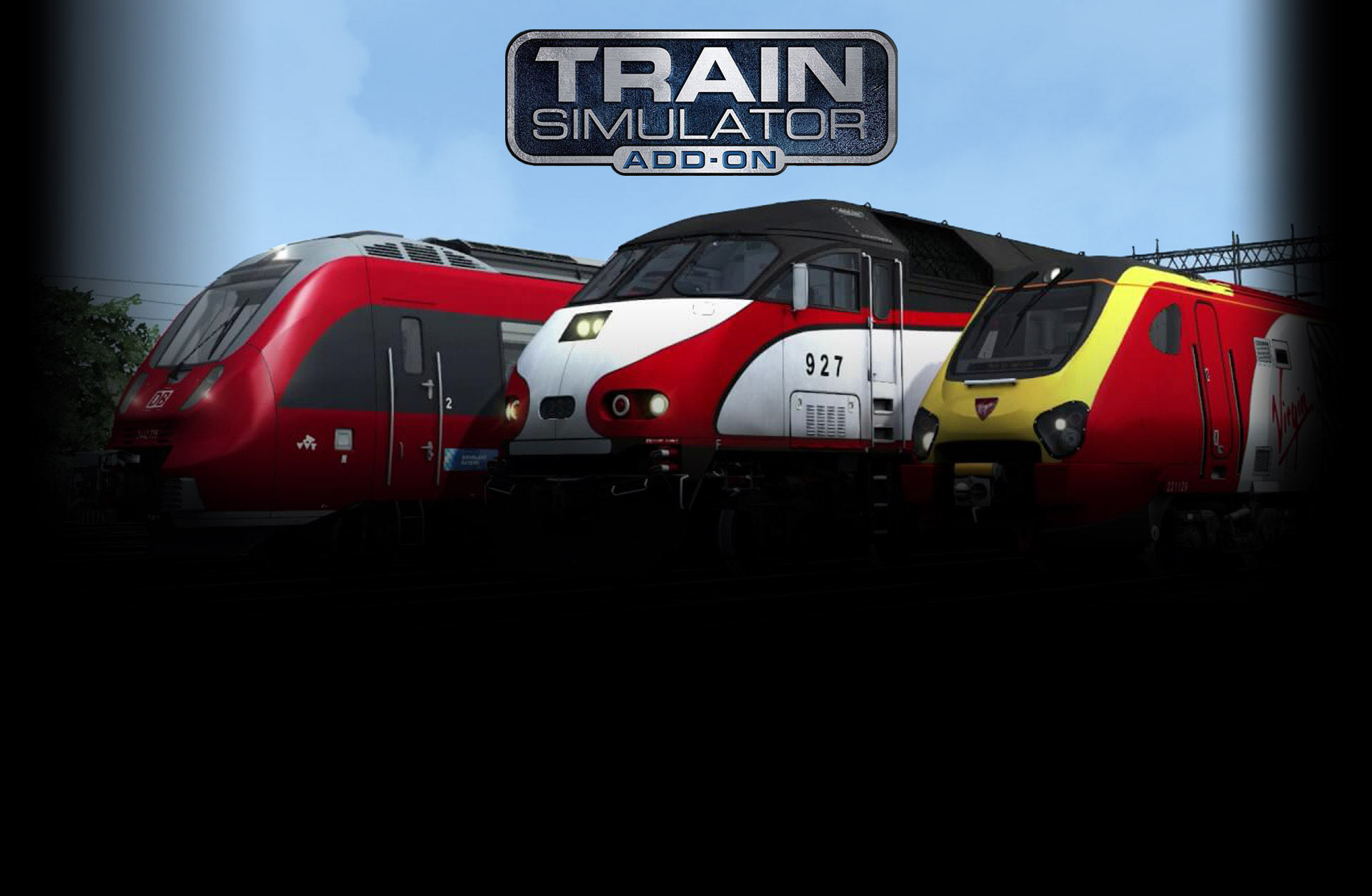 Train Simulator: North London Line Route (DLC)