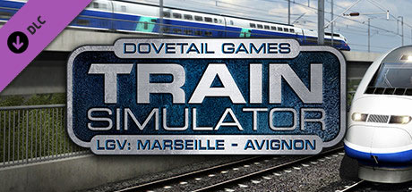 Train Simulator: LGV: Marseille - Avignon Route (DLC)