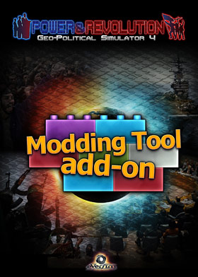 Power & Revolution 2020 Steam Edition - Modding Tool Add-on