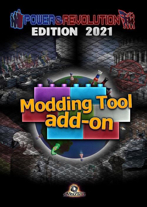 Power & Revolution 2021 Steam Edition - Modding Tool Add-on