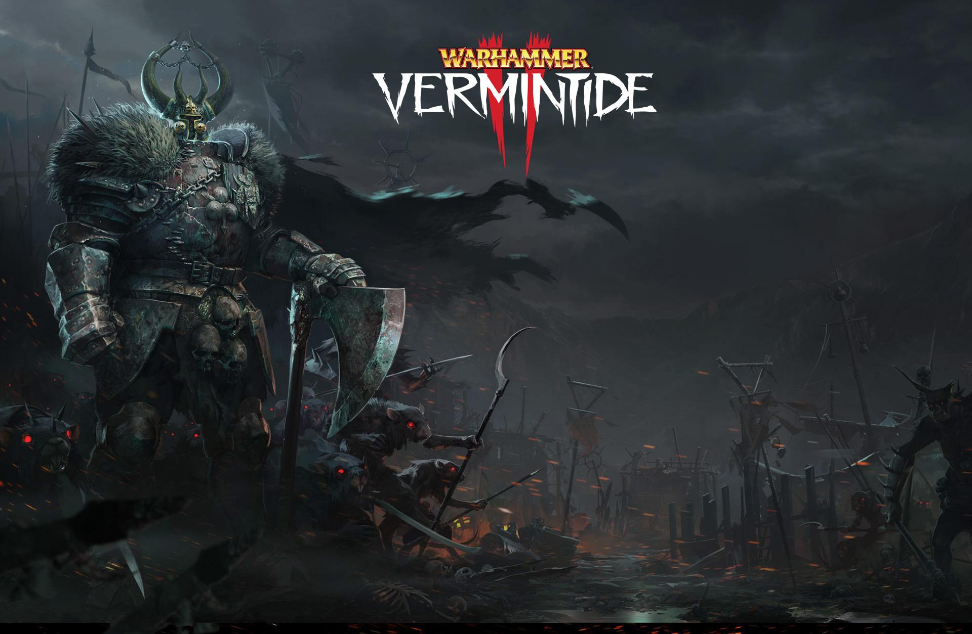 Warhammer: Vermintide 2   GAMESLOAD