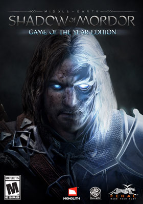 Middle-earth™- Shadow of Mordor™ - Game Of The Year Edition (Mac)