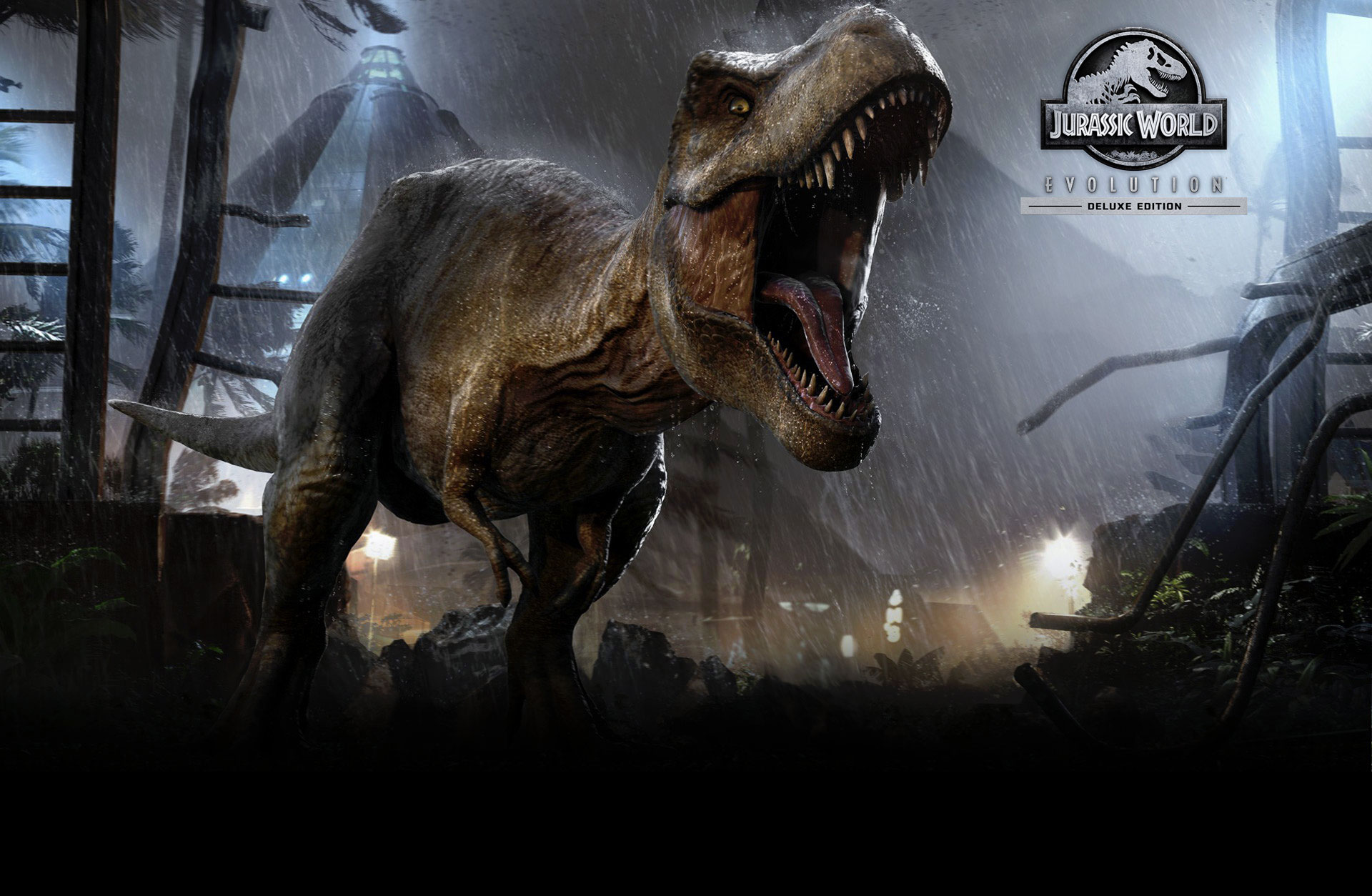 Jurassic World Evolution Deluxe