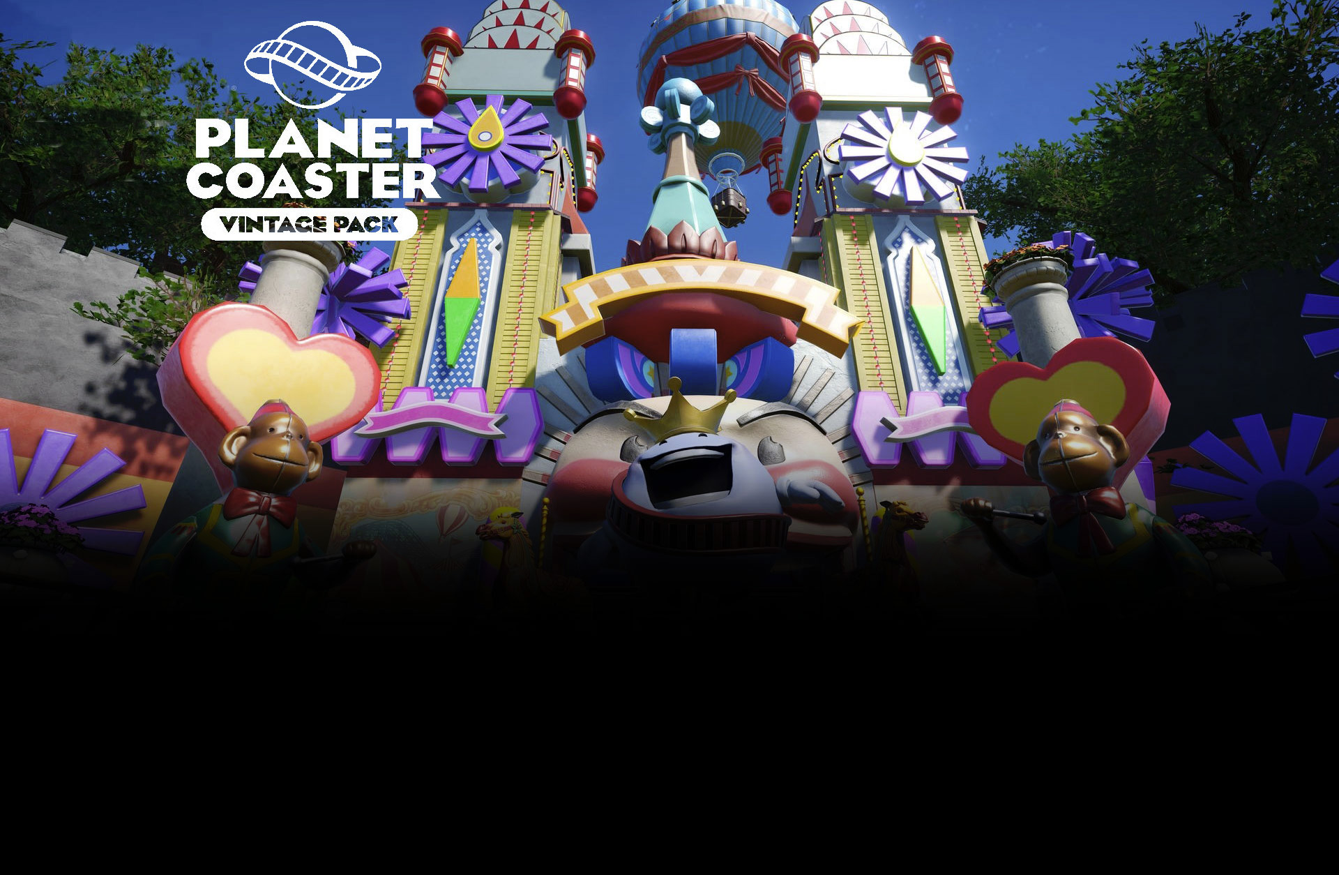 Planet Coaster - Vintage Pack (DLC)