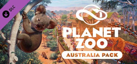 Planet Zoo Australia Pack (DLC)