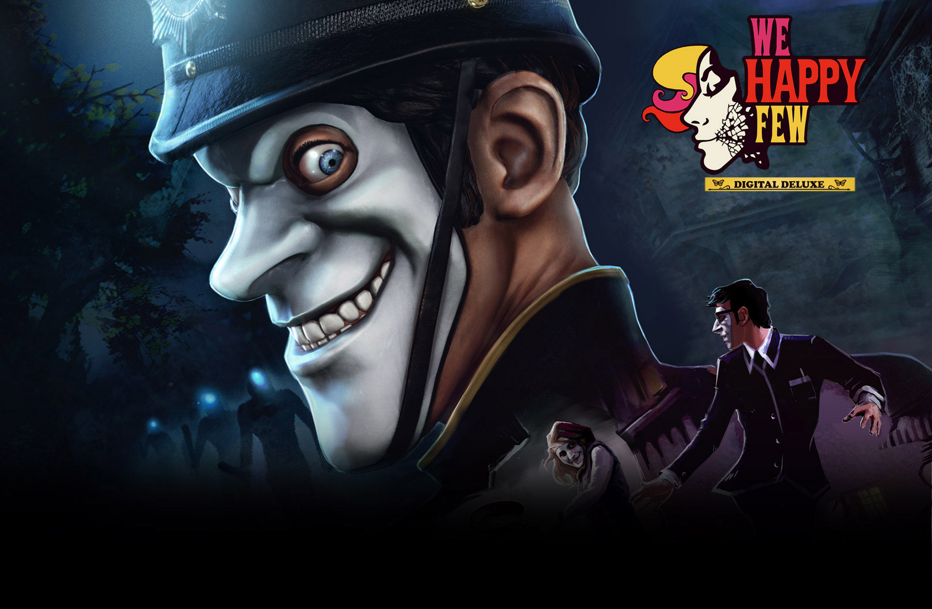 We Happy Few Digital Deluxe Edition